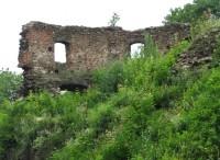 Hrad Cimburk a Městečko Trnávka