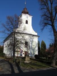 Lukov - kostel sv.Josefa