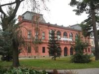 Návštěva Vlastivědného Muzea v Šumperku 2008