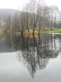 spodní rybník
