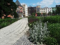 Hlavní zlínské náměstí - Náměstí Míru