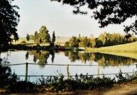 Lačnovský rybník prostřední