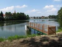 znovu u Staroměstského rybníka