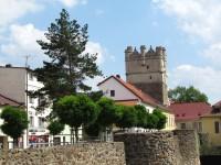 jihlavské hradby a městská brána