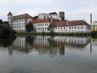 Návštěva zámku v Jindřichově Hradci