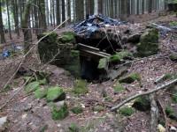 Kuželek - zaniklá osada valašských pasekářů