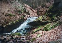 Pulčínský vodopádek