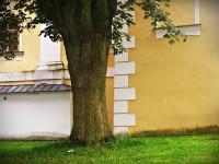 Bruntál - zámecká zahrada