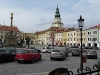 Křížem krážem Kroměříží