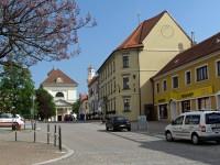 Slavkov - Palackého náměstí
