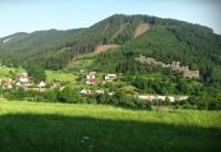 Tajemný vrch Kopce nad Čertovými skálami u Lidečka