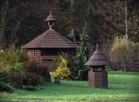 zahrada u penzionů