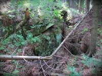 PULČINY - jeskyně Hliněná