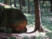 PULČINY - předpolí skalních měst na Hradisku