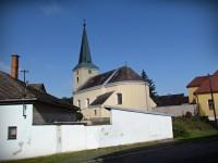 Rymice - kostel sv. Bartoloměje