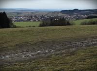 výhled na Lukov