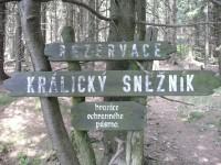 Na hranici tří moří - Trójmorski Wierch/Klepáč (1143 m n. m.)