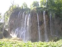 Vodopád v Plitvicích