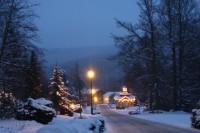 Zimní Karlová Studánka
