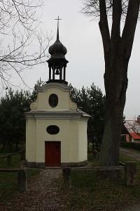 Újezd - kaple Panny Marie Pomocné
