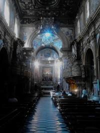 Neapol - kostel svatého Řehoře Arménského