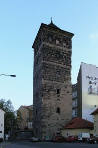 Praha, Nové Město - Novomlýnská vodárenská věž