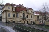 Praha, Smíchov - vila Portheimka
