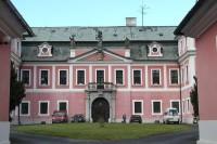 Sloup v Čechách - zámek