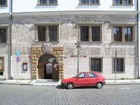 Praha, Hradčany - Martinický palác