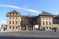 Praha, Hradčany - Salmovský palác