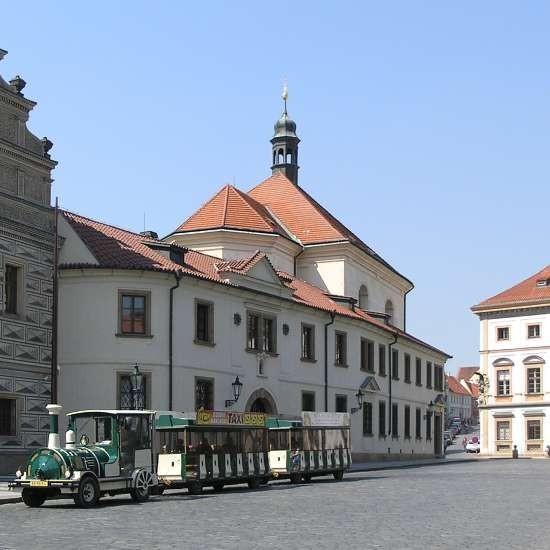 Klaster Praha Praha Hradčany Klášter