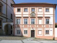 Praha, Hradčany - dům Václava z Radče