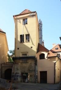 Praha, Staré Město - Kamzíková