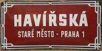 Praha, Staré Město - Havířská