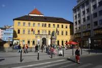 Praha, Nové Město - Jungmannovo náměstí