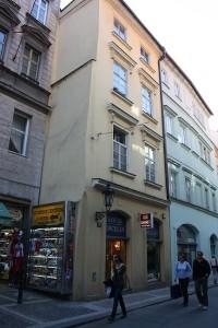 Praha, Staré Město - Železná