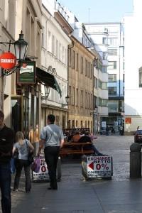 Praha, Staré Město - Provaznická