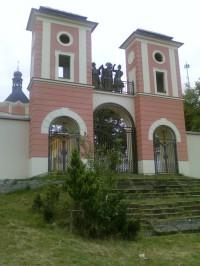 Kalvárie nad Jaroměřicemi