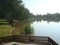 Hliněný rybník ve Struhařově