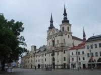 Kostel sv. Ignáce na náměstí