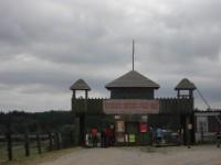 Šiklův mlýn - westernové městečko