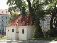 Praha, kaple Nanebevzetí Panny Marie na Klamovce