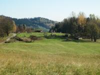 Celkový pohled na farmapark Muchomůrka