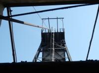 Těžní věž Julie