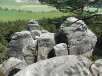 V Kočičích skalách