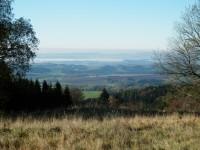 Výhled z Hladíkovy Výšiny do Podkrkonoší