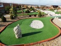 Horní Věstonice – Adventure Golf Pálava