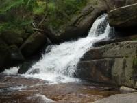 Přírodní památka Černá Desná a její vodopády