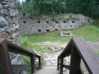 Večerní návštěva Vítkova Kamene