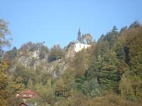 Vranov – největší skalní hrad v Čechách